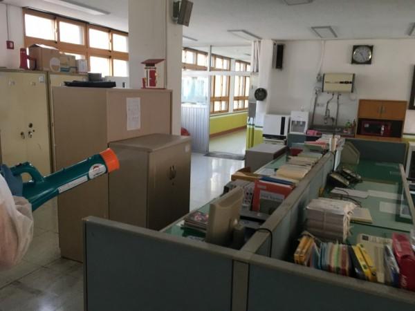 사무실청소